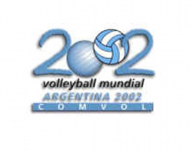 Volleball Mundial Argentina 2002